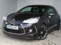 2016 Citroen DS3 1.6 BlueHDi DStyle Nav 3 door Diesel Hatchback