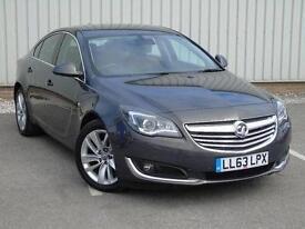 2013 Vauxhall Insignia 2.0 CDTi [140] ecoFLEX Elite Nav 5 door [Start Stop] Dies