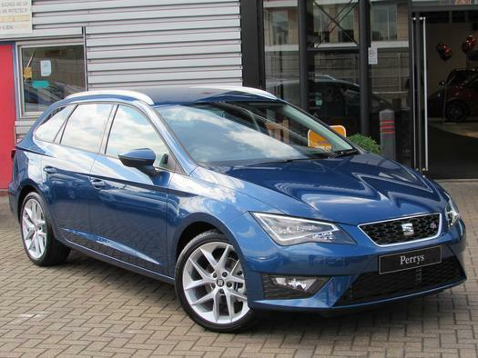 2016 seat leon st 2 0 tdi fr 5 door technology pack diesel estate in aylesbury. Black Bedroom Furniture Sets. Home Design Ideas