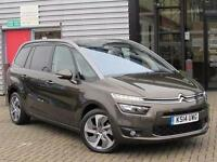 2014 Citroen C4 Grand Picasso 2.0 BlueHDi Exclusive+ 5 door Auto Diesel Estate