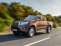 2016 Nissan Navara Double Cab Pick Up Acenta 2.3dCi 160 4WD Diesel Double Cab Pi