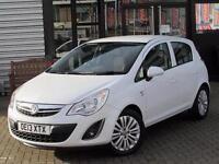 2013 Vauxhall Corsa 1.2 Energy 5 door [AC] Petrol Hatchback