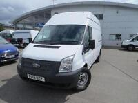 2013 Ford Transit High Roof Van TDCi 125ps Diesel