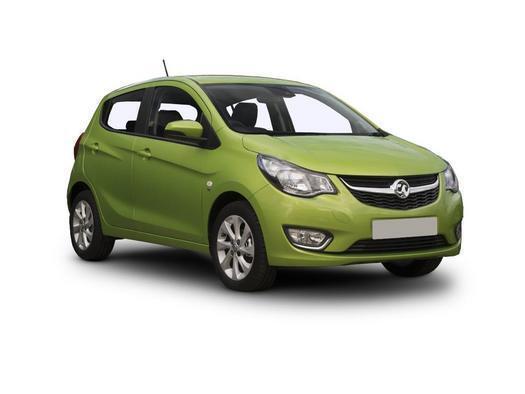 2017 Vauxhall Viva 1.0 ecoFLEX SE 5 door Petrol Hatchback