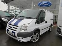 2010 Ford Transit Low Roof Van Sport TDCi 140ps Diesel