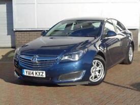 2014 Vauxhall Insignia 2.0 CDTi Design 5 door Diesel Hatchback