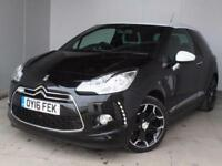 2016 Citroen DS3 1.6 BlueHDi DStyle 3 door Diesel Hatchback