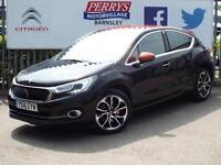 2016 Citroen DS4 2.0 BlueHDi Prestige 5 door Diesel Hatchback