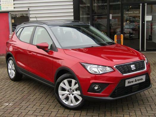 2018 seat arona 1 0 tsi 115 fr sport 5 door dsg petrol hatchback in aylesbury buckinghamshire. Black Bedroom Furniture Sets. Home Design Ideas