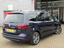 2017 SEAT Alhambra 2.0 TDI CR FR Line [184] 5 door Diesel People Carrier
