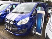 2016 Ford Transit Custom 2.2 TDCi 155ps Low Roof Van Sport Diesel