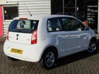 2013 SEAT Mii 1.0 Toca 3 door Petrol Hatchback