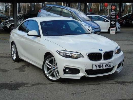BMW Series D M Sport Door Diesel Coupe In Doncaster - 2 door bmw