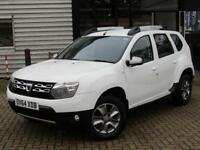 2014 Dacia Duster 1.5 dCi 110 Laureate 5 door Diesel Estate