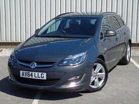 2014 Vauxhall Astra 2.0 CDTi 16V SRi 5 door Diesel Estate