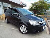 2013 Vauxhall Zafira 1.7 CDTi ecoFLEX Design Nav [110] 5 door Diesel People Carr