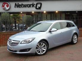 2013 Vauxhall Insignia 2.0 CDTi [163] ecoFLEX Elite 5 door [Start Stop] Diesel E
