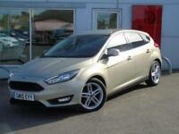 2015 Ford Focus 1.5 TDCi 120 Zetec 5 door Diesel Hatchback