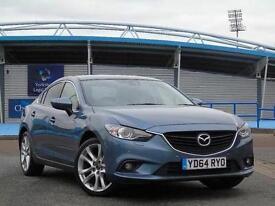 2014 Mazda 6 2.2d Sport Nav 4 door Diesel Saloon
