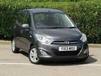 2013 Hyundai i10 1.2 Active 5 door Petrol Hatchback
