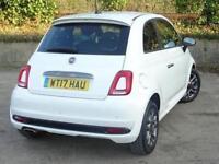 2017 Fiat 500 1.2 S 3 door Petrol Hatchback