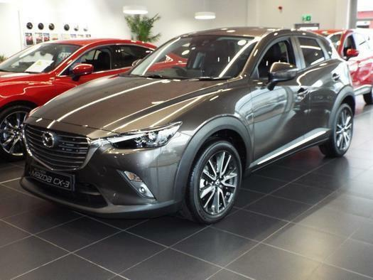 2017 mazda cx 3 sport nav 5 door diesel hatchback in barnsley south yorkshire gumtree. Black Bedroom Furniture Sets. Home Design Ideas
