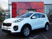 2017 Kia Sportage 1.6 GDi ISG 2 5 door Petrol Estate