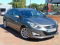 2013 Hyundai i40 1.7 CRDi [136] Style 4 door Auto Diesel Saloon
