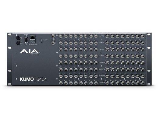 Aja Kumo 6464 64x64 Compact 3g-sdi/hd-sdi/sdi Router