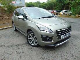 2016 Peugeot 3008 1.6 BlueHDi 120 Allure 5 door Diesel Estate