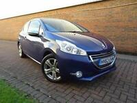 2014 Peugeot 208 1.2 VTi Allure 3 door Petrol Hatchback