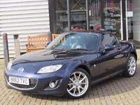 2012 Mazda MX-5 2.0i Sport Tech 2 door Petrol Convertible