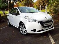 2014 Peugeot 208 1.0 VTi Access 5 door Petrol Hatchback