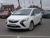 2014 Vauxhall Zafira Tourer 2.0 CDTi [165] SE 5 door [non Start Stop] Diesel Est