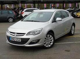 2013 Vauxhall Astra 2.0 CDTi 16V Elite 5 door Auto Diesel Hatchback