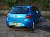 2014 SEAT Ibiza 1.4 Toca 5 door Petrol Hatchback