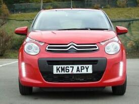 2017 Citroen C1 1.2 PureTech Feel 5 door Petrol Hatchback