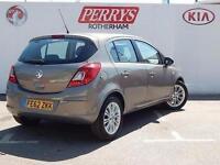 2012 Vauxhall Corsa 1.2 SE 5 door Petrol Hatchback