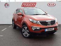 2011 Kia Sportage 1.7 CRDi ISG 3 5 door Diesel Estate