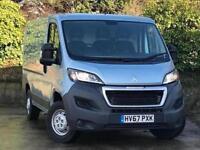 2017 Peugeot Boxer 2.0 BlueHDi H1 Van 110ps Diesel