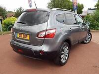 2013 Nissan Qashqai+2 1.6 dCi Tekna 5 door 4WD [Start Stop] Diesel Hatchback