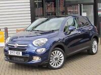 2017 Fiat 500X 1.6 Multijet Lounge 5 door Diesel Estate