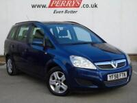 2008 Vauxhall Zafira 1.9 CDTi Exclusiv [120] 5 door Auto Diesel People Carrier