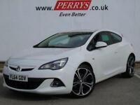 2014 Vauxhall Astra GTC 1.4T 16V Limited Edition 3 door Petrol COUPE