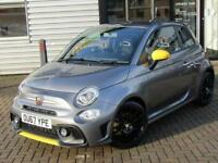 2017 Abarth 595 1.4 T-Jet 160 Trofeo 3 door Petrol Hatchback