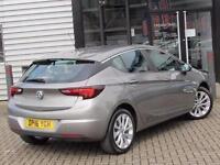 2016 Vauxhall Astra 1.0T 12V ecoFLEX Design 5 door Petrol Hatchback