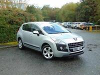 2010 Peugeot 3008 1.6 HDi 112 Sport 5 door Diesel Estate