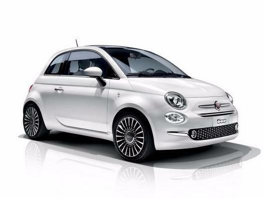 2017 fiat 500 1 2 pop star 3 door petrol hatchback in. Black Bedroom Furniture Sets. Home Design Ideas