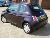 2013 Fiat 500 1.2 Pop 3 door [Start Stop] Petrol Hatchback