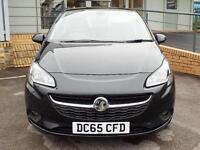 2015 Vauxhall Corsa 1.2 Energy 3 door [AC] Petrol Hatchback